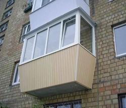 остекление балконов в Смоленске