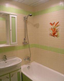 Ремонт ванной в Смоленске