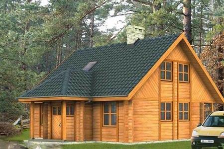 дома на основе деревянного каркаса г.Смоленск