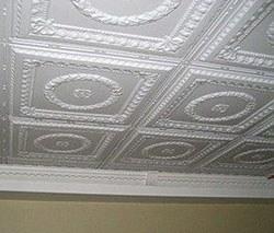 Потолочная плитка г.Смоленск, плитка на потолок
